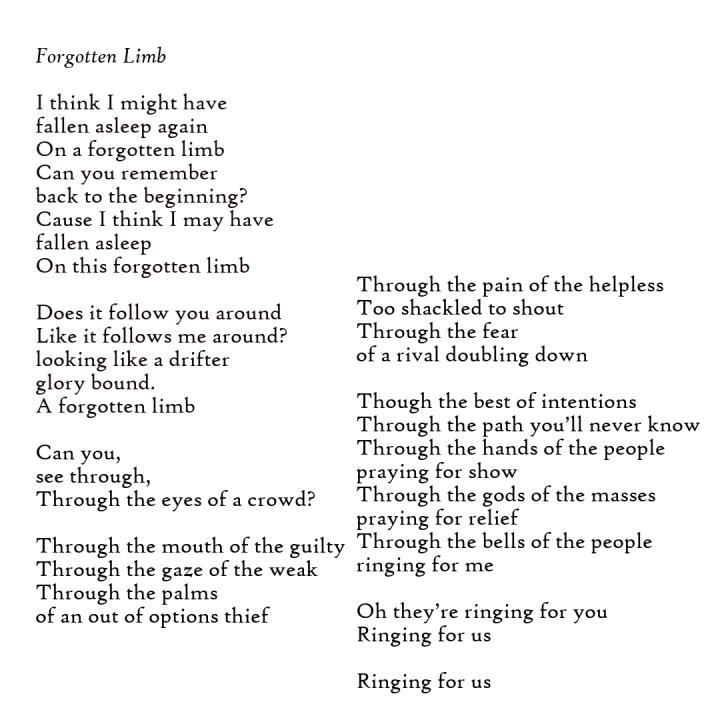 forgotten limb